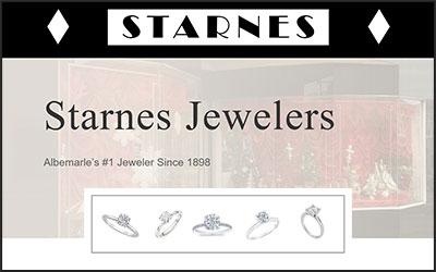 Jewelry store website design